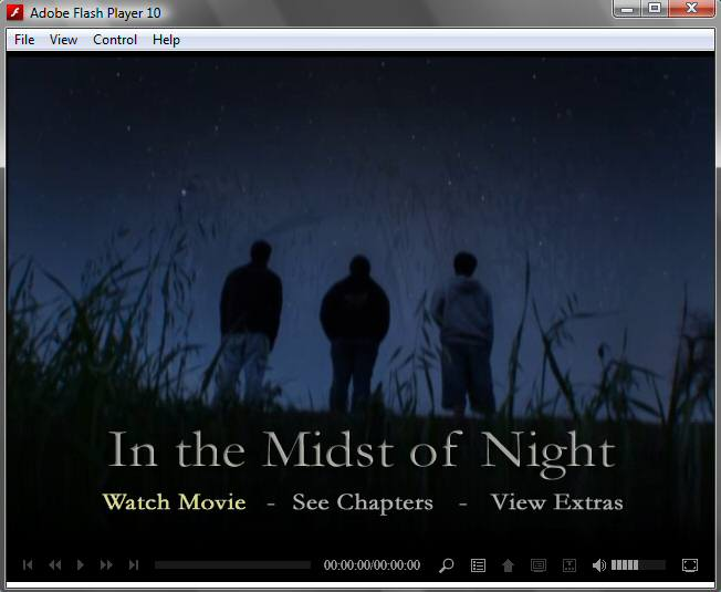 Click for larger image of CS5 Web DVD for 'In the Midst of Night'