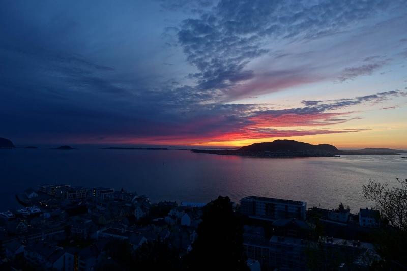 Alesund Sunset