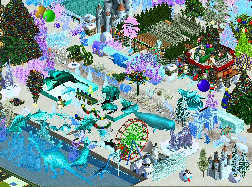 2003 Christmas Expansion