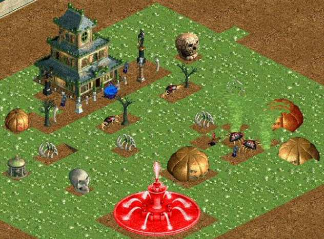 2003 Halloween Expansion